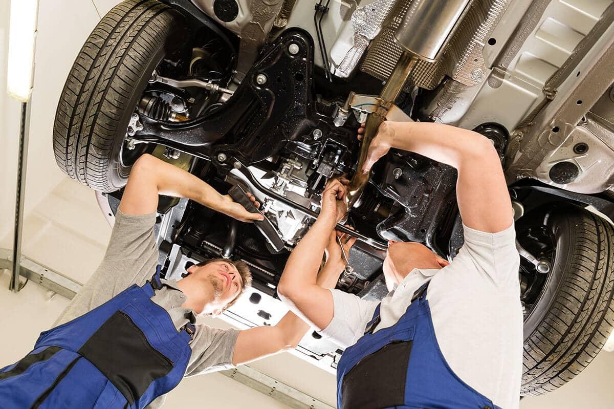 Manutenzione assistenza auto a Thiene Vicenza