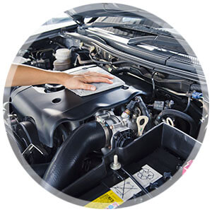 Servizio di officina e revisione auto